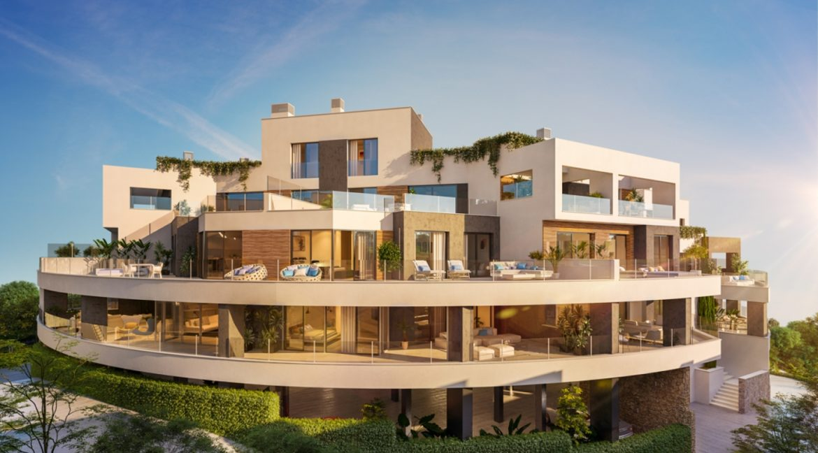 new developments altos de los monteros 6 Marbella
