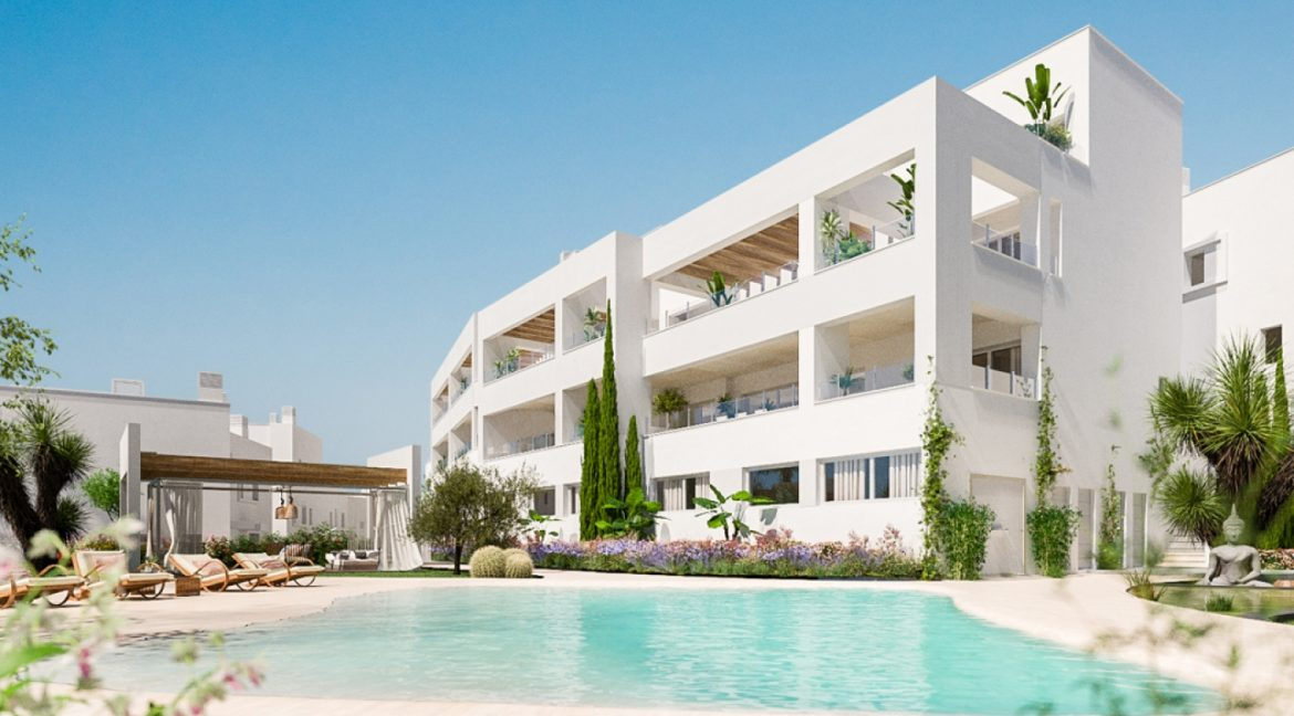new developments altos de los monteros 3 Marbella