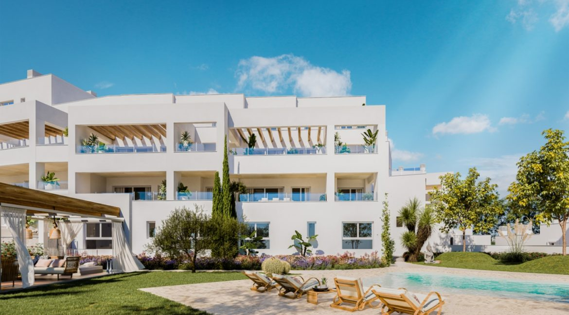 new developments altos de los monteros 2 Marbella