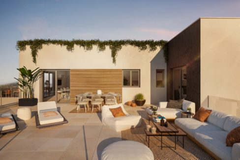new developments altos de los monteros 1 Marbella