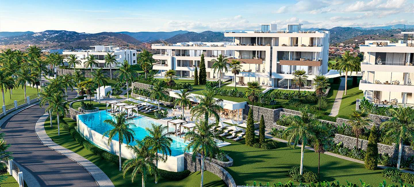 2, 3, 4 bedrooms, semi-detached & detached units, East Marbella