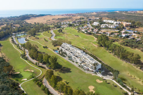 golf residence apartment estepona investment 1