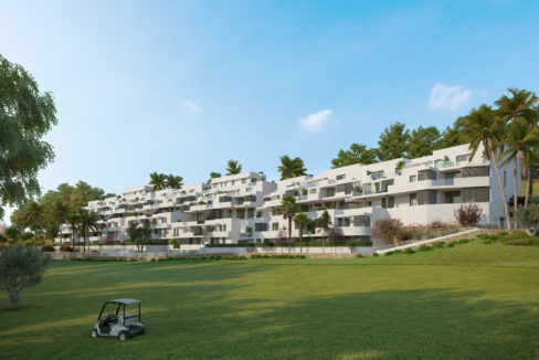 golf residence apartment estepona investment 5