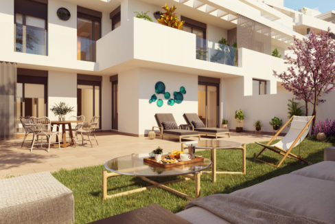 golf residence apartment estepona investment 8