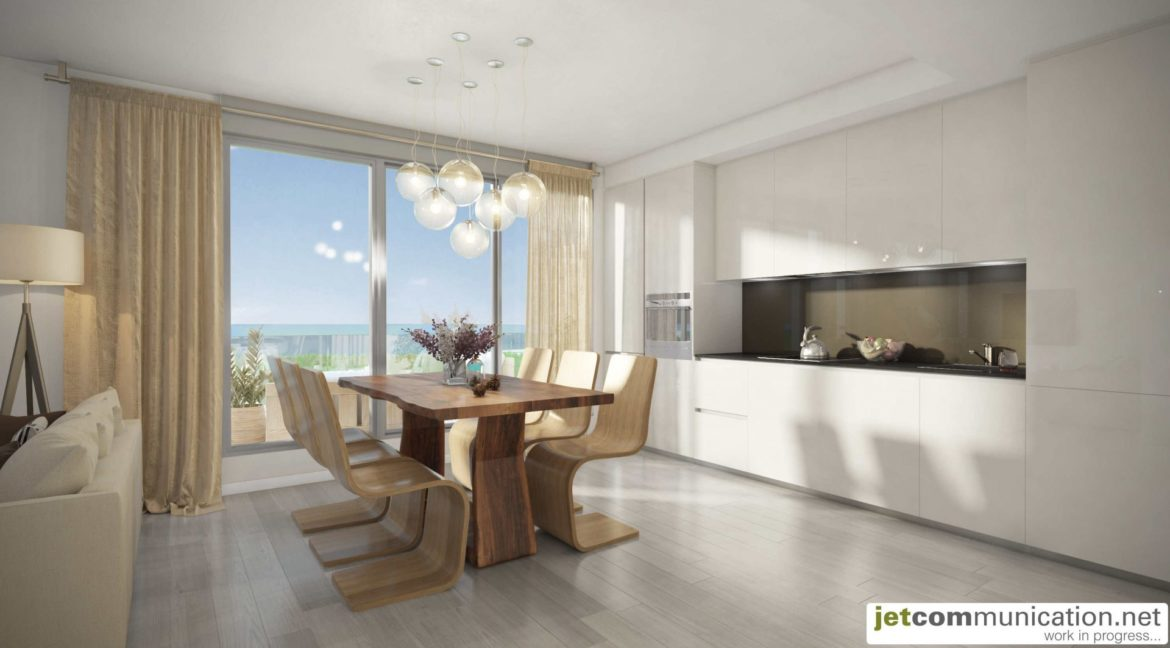 le mirage cancelada kitchen new development