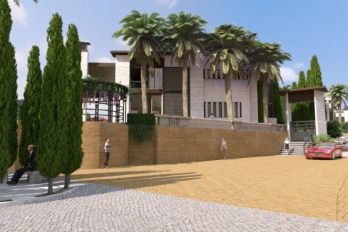 new villa development Banus 13
