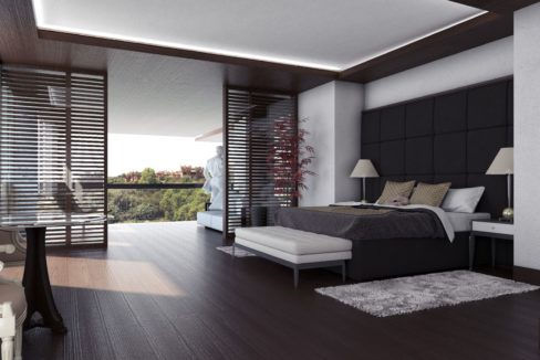 new villa development Banus 14