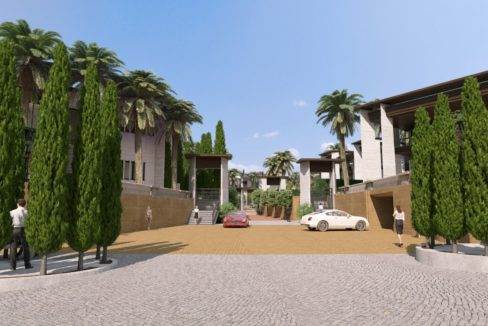 new villa development Banus 15
