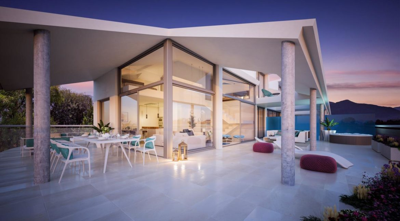 penthouse in benalmadena 3