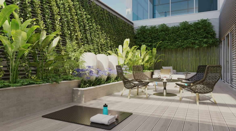 new development apartments malaga tower 23